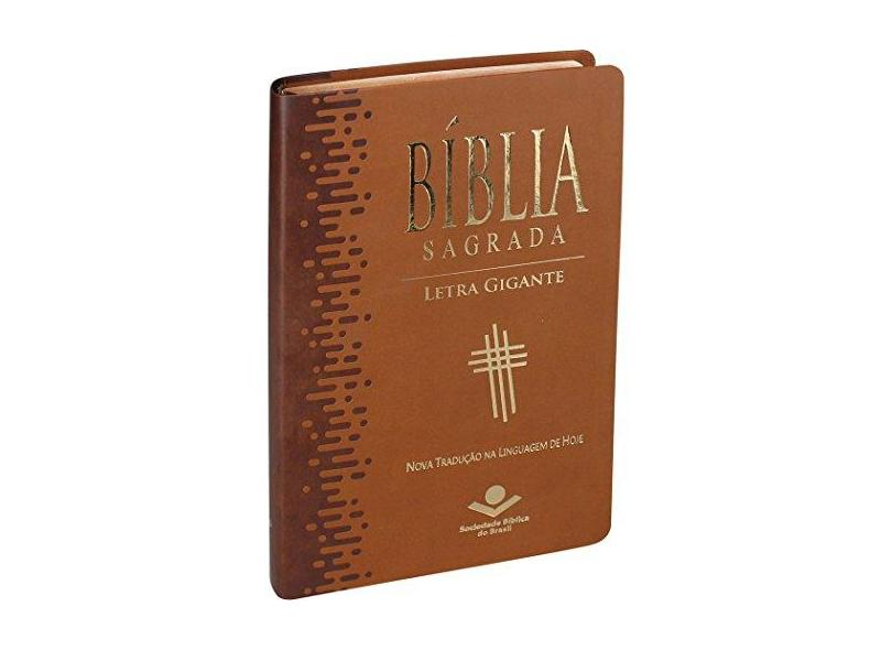 Bíblia Sagrada - Letra Gigante - Vários Autores - 7899938403297
