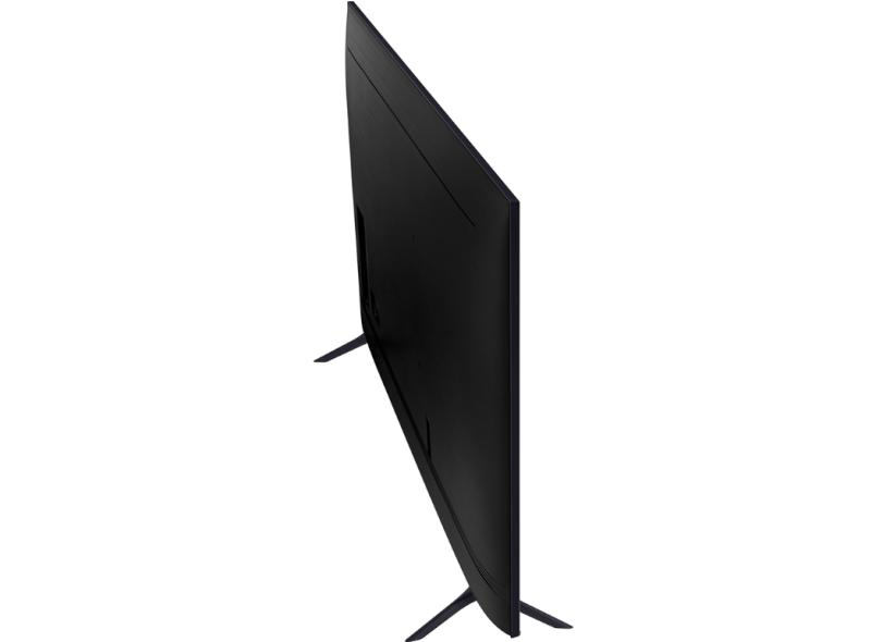"Smart TV TV LED 50"" Samsung Crystal 4K HDR LH50BEAHVGGXZD 3 HDMI"