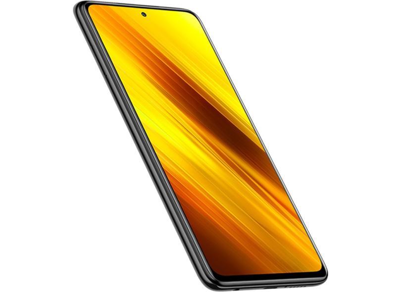 Smartphone Xiaomi Pocophone Poco X3 NFC 128GB 64.0 + Câmera Quádrupla Android 10