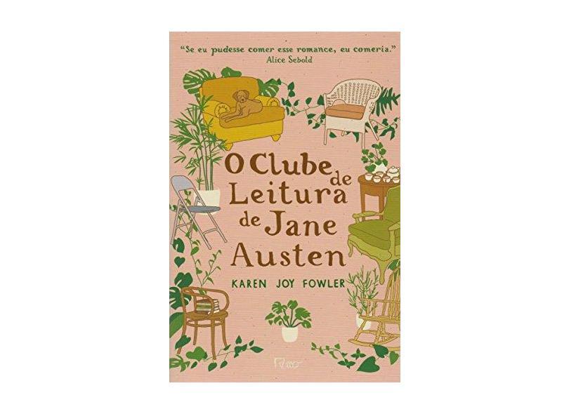 O Clube De Leitura De Jane Austen - Fowler, Karen Joy - 9788532530479