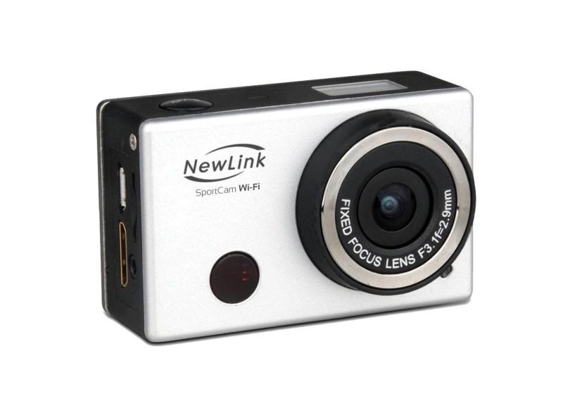 Filmadora New Link FS101 Full HD