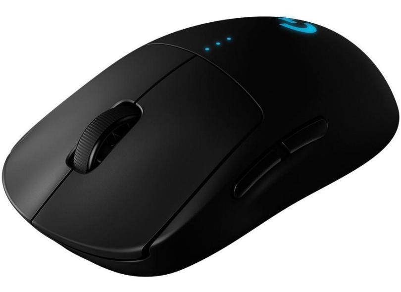 Mouse Óptico Gamer sem Fio G Pro Lightspeed - Logitech