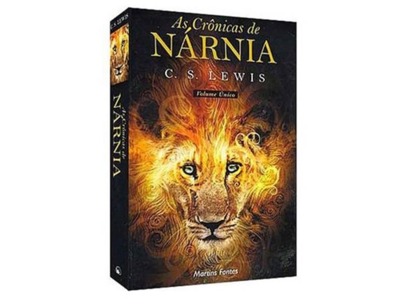 As Crônicas de Nárnia - Volume Único - Lewis, Clive Staples - 9788578270698