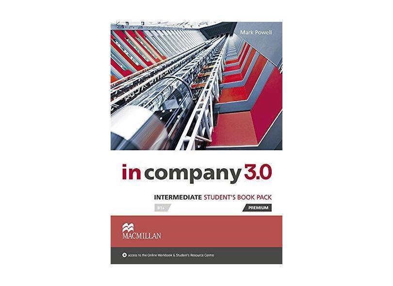 In Company 3.0 - Student´S Book Pack - Editora Macmillan - 9780230455238