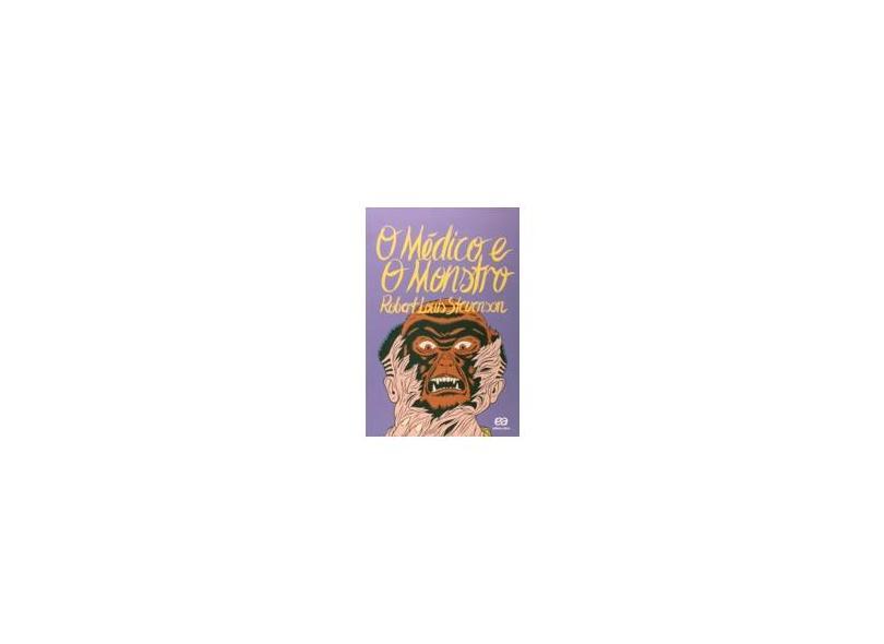 O Médico e o Monstro - 8ª Ed. 2011 - Col. Eu Leio - Stevenson, Robert Louis - 9788508145515