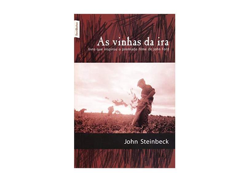 As Vinhas da Ira - Ed. De Bolso - Steinbeck, John - 9788577990467
