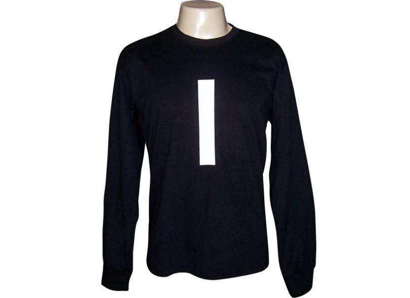 Camisa Retrô Goleiro Cosmos 1971 Liga Retrô