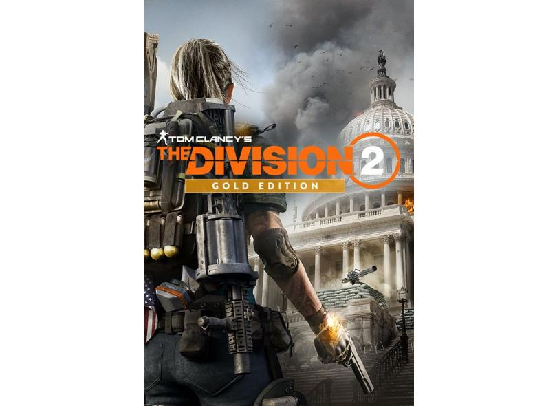 Jogo The Division 2 Xbox One Ubisoft