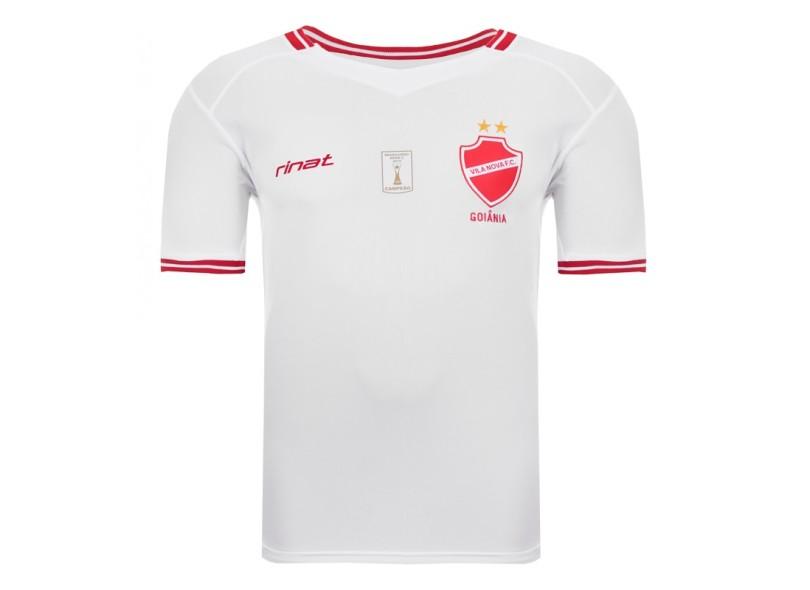 Camisa Jogo Vila Nova II 2016 com Número Rinat