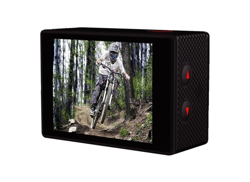 Filmadora Hardline HardCam Black Full HD
