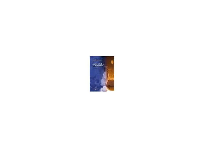 Aroma e Sabor de Alimentos - Franco, Maria Regina Bueno - 9788585519766