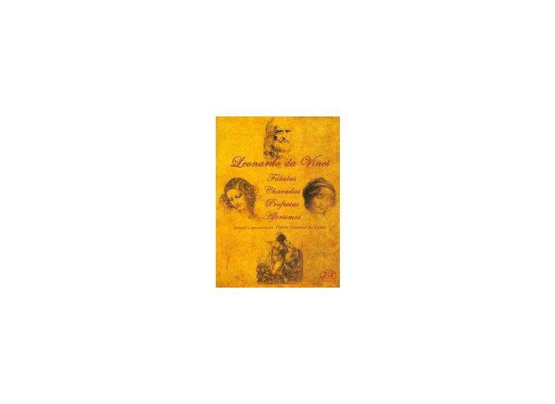 Leonardo da Vinci: Fábulas , Charadas , Profecias, Aforismos - Flavio Moreira Da Costa - 9788599105351