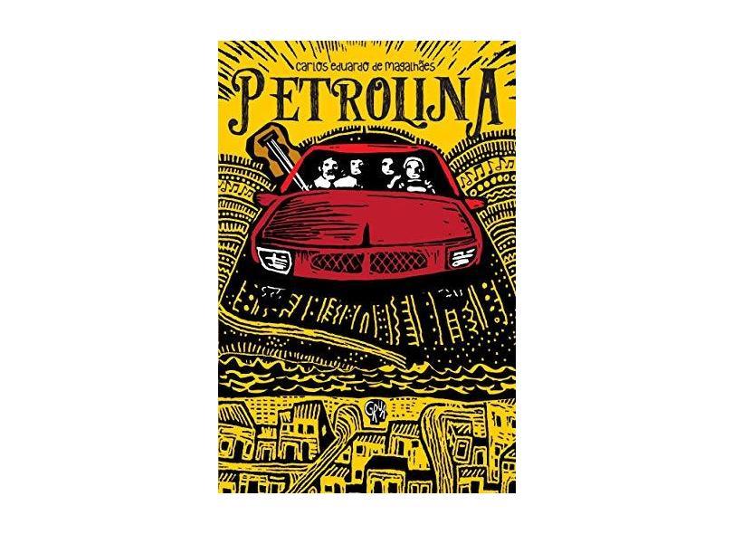 Petrolina - Carlos Eduardo De Magalhães - 9788561578695