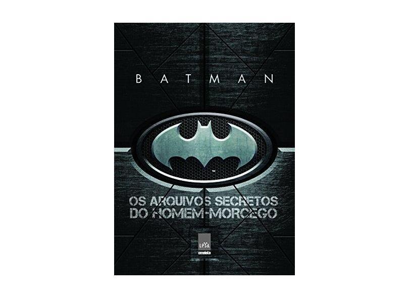 Os Arquivos Secretos do Homem-Morcego - Matthew K. Manning - 9788544105290