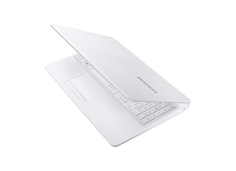 """Notebook Samsung Essentials Intel Core i3 5005U 4 GB de RAM 1024 GB 15.6 """" Windows 10 E34"""