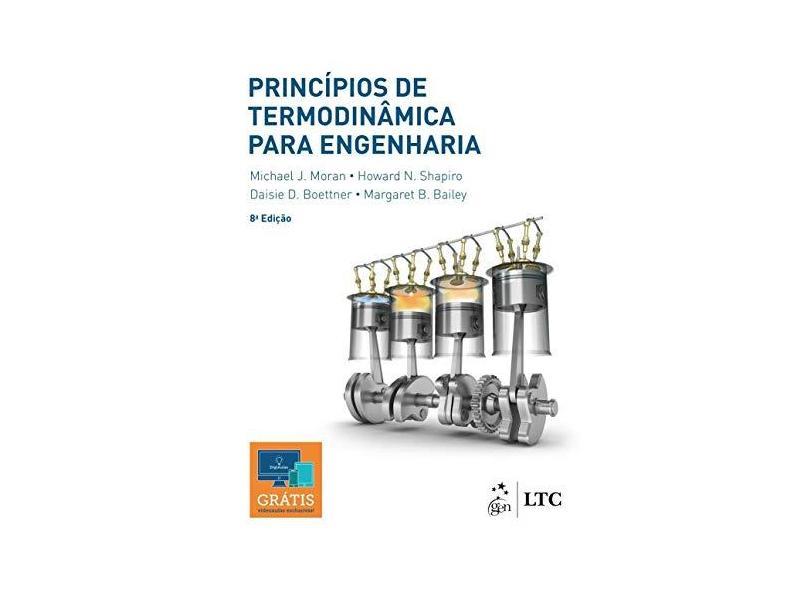 Princípios de Termodinâmica Para Engenharia - Michael J. Moran - 9788521634430