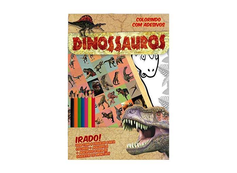 Dinossauros. Colorir - Vários Autores - 9788543222318