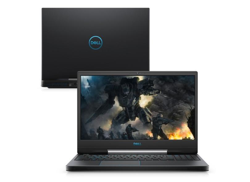 "Notebook Gamer Dell G5 Intel Core i5 9300H 9ª Geração 8 GB de RAM 512.0 GB 15.6 "" Full GeForce GTX 1650 Windows 10 G5-5590"