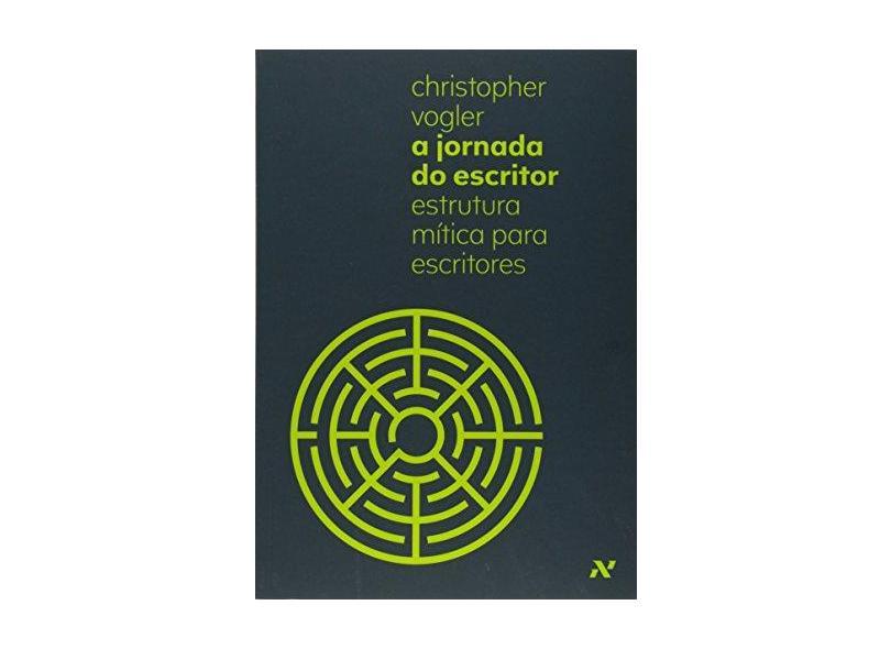 A Jornada do Escritor - Capa Comum - 9788576572176
