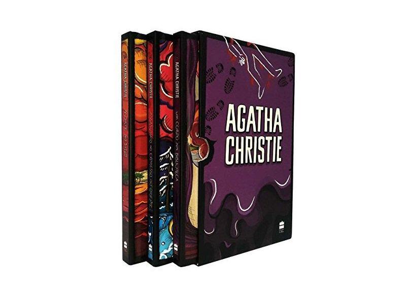 Agatha Christie - Caixa 1 - Agatha Christie - 9788595080621