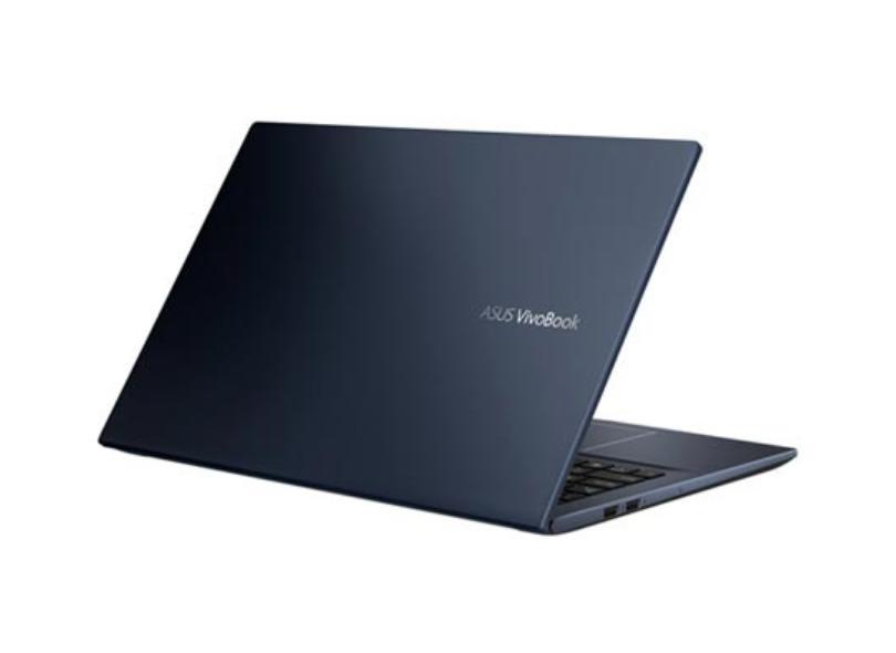 "Notebook Asus VivoBook Intel Core i7 1165G7 11ª Geração 8GB de RAM SSD 256 GB 15,6"" Full HD GeForce MX330 Windows 10 X513EP-EJ232T"