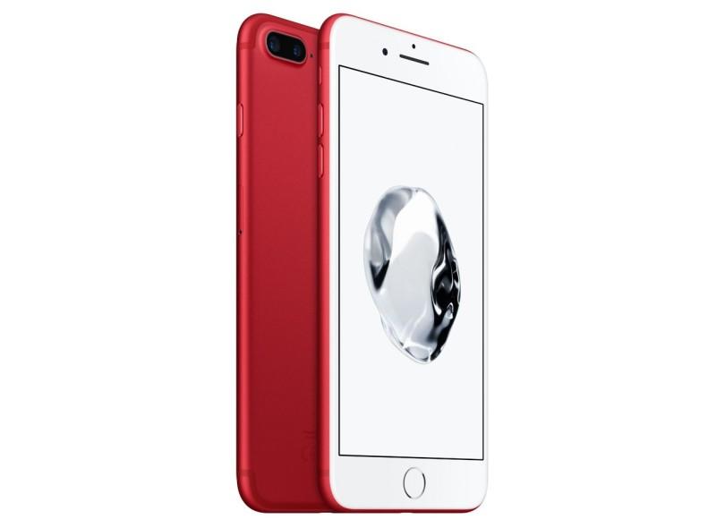 Smartphone Apple iPhone 7 Plus Vermelho 128GB 7 Plus Vermelho 128GB 12,0 MP iOS 10 3G 4G Wi-Fi
