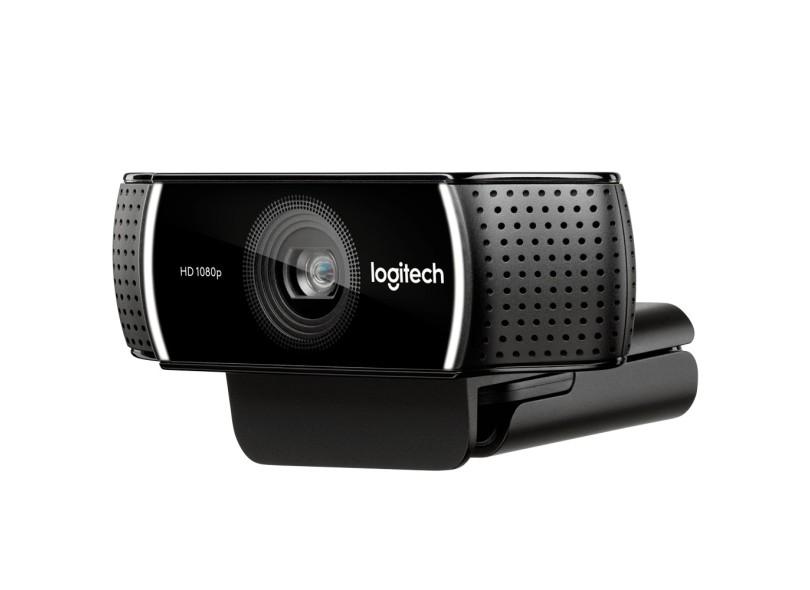 WebCam Logitech 2 MP Full HD C922