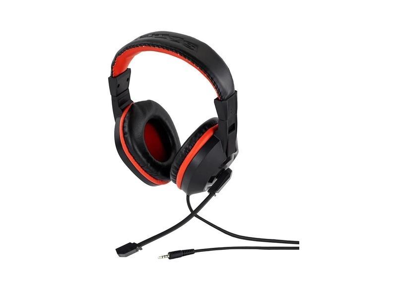 Headset Gamer com Microfone Satellite AE-263