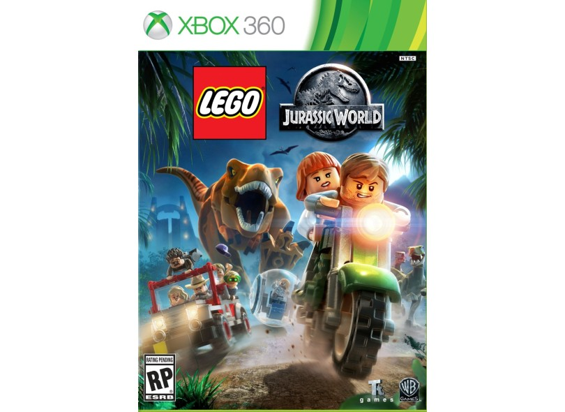 Jogo LEGO: Jurassic World Xbox 360 Warner Bros