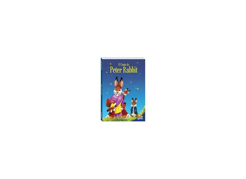 Meu Livrinho De...Ii - O Conto De Peter Rabbit - Potter,beatrix - 9788537626535
