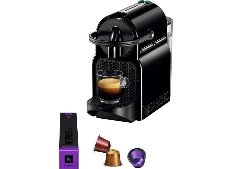 Cafeteira Expresso Nespresso Inissia D40