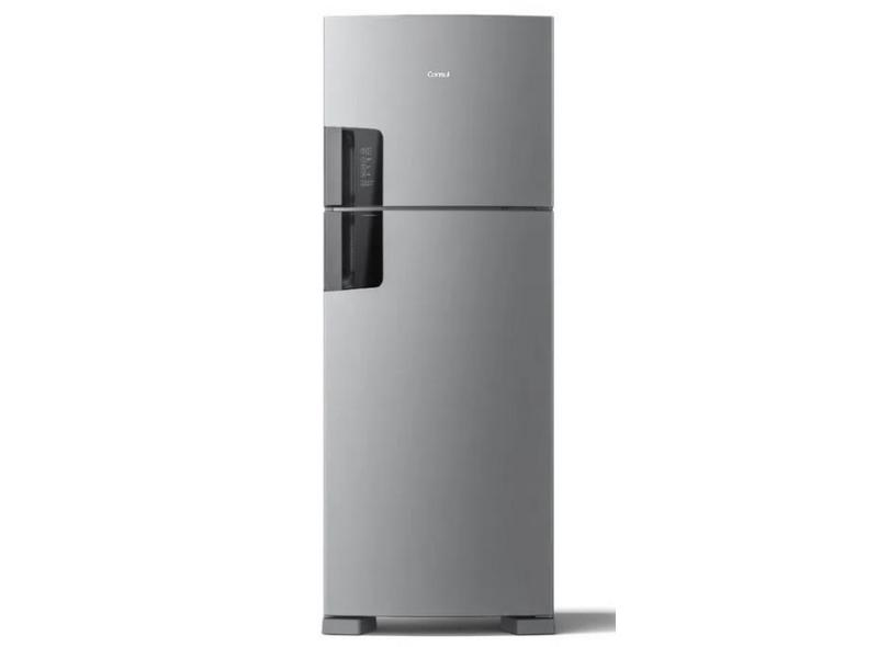 Geladeira Consul Frost Free Duplex 450 l Inox CRM56HK