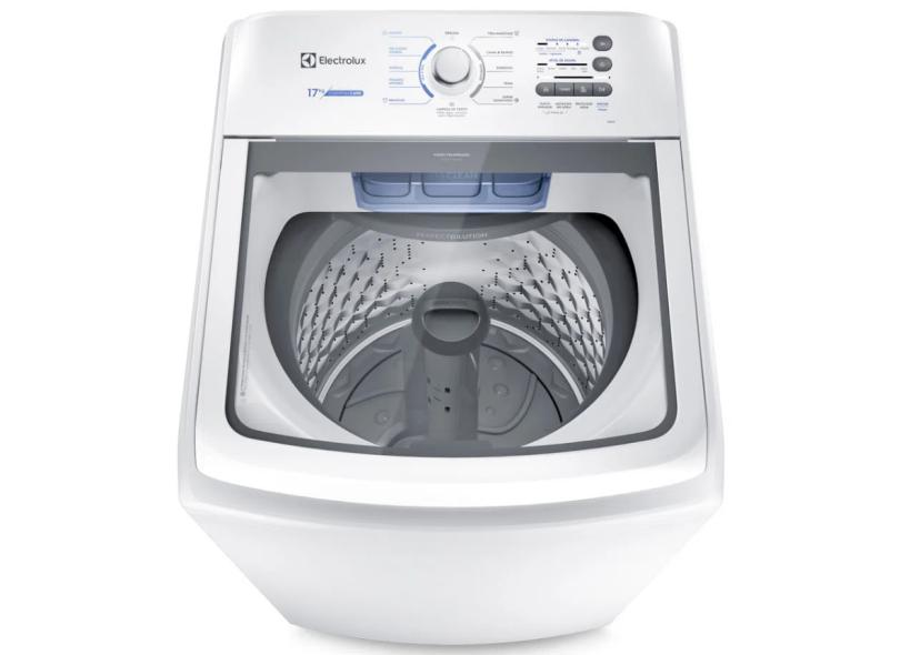 Lavadora Electrolux Jet & Clean Essencial Care 17 kg Essential Care LED 17 2117CDBA206