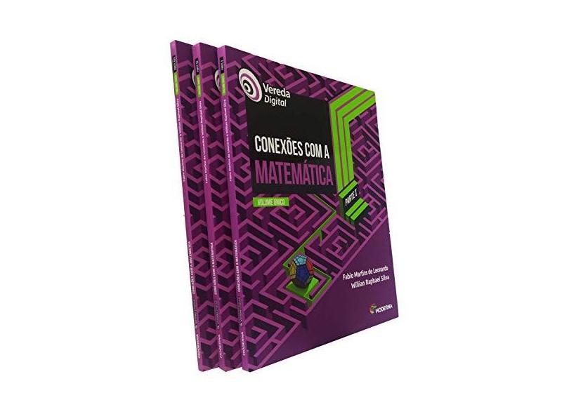 Vereda Digital. Conexões com a Matemática - Vários Autores - 9788516107307