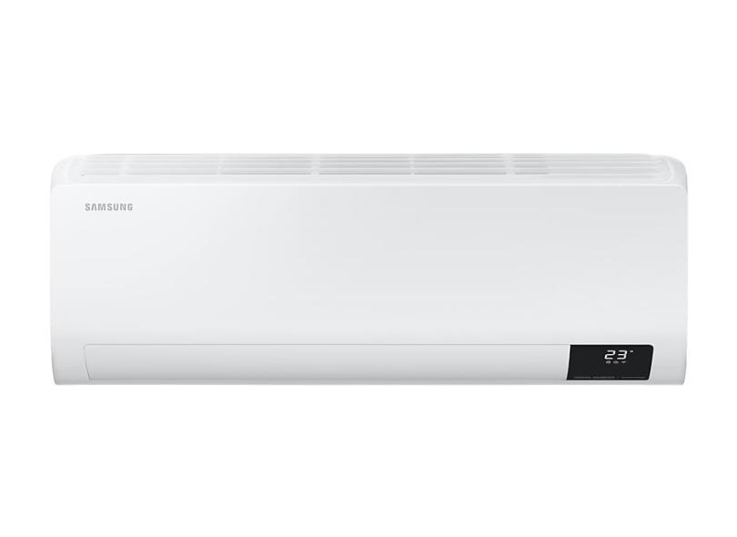 Ar-Condicionado Split Hi Wall Samsung 9000 BTUs Inverter Controle Remoto Quente/Frio AR09TSHZDWKNAZ