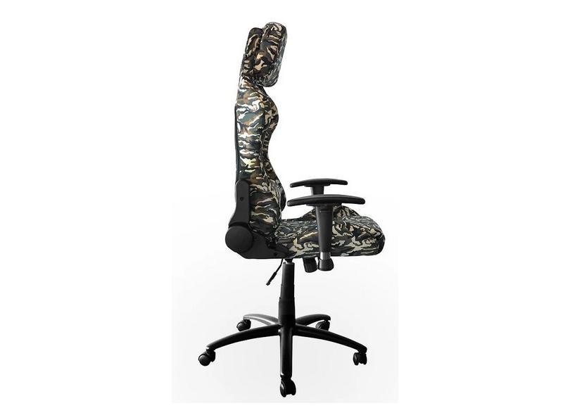 Cadeira Gamer Reclinável Special Forces Dazz