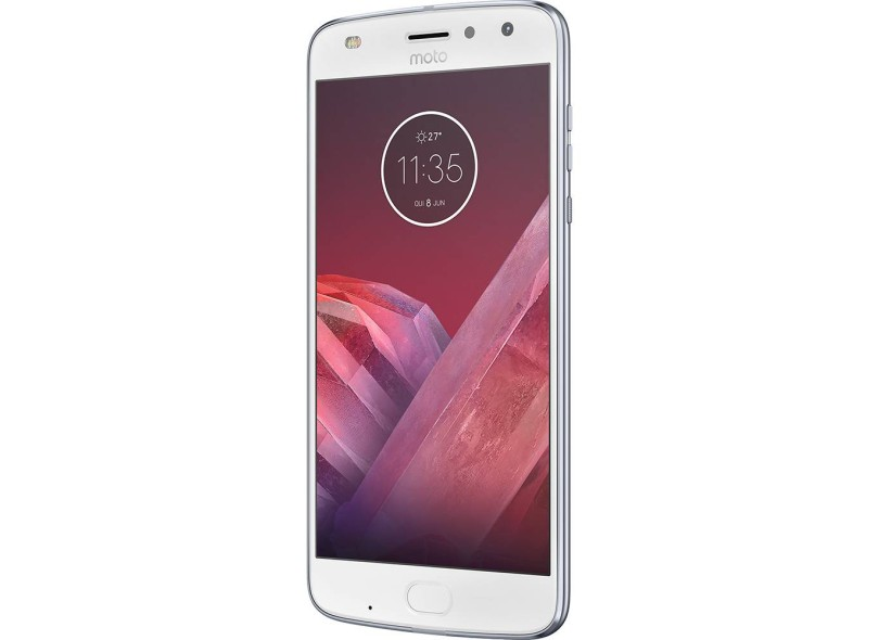 Smartphone Motorola Moto Z 64GB XT1710 2 Chips Android 7.1 (Nougat) 3G 4G Wi-Fi