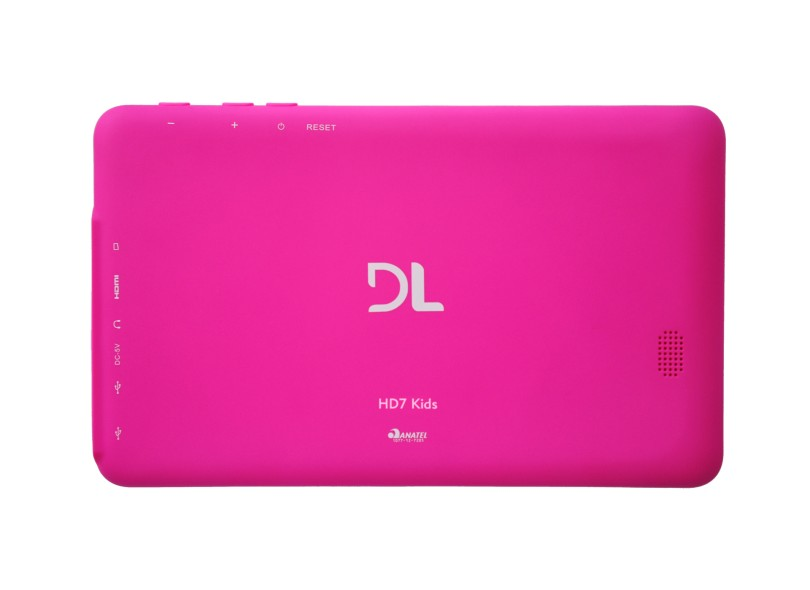 """Tablet DL Smart 7"""" 4 GB Wi-Fi Android 4.0 (Ice Cream Sandwich) HD7 Kids"""