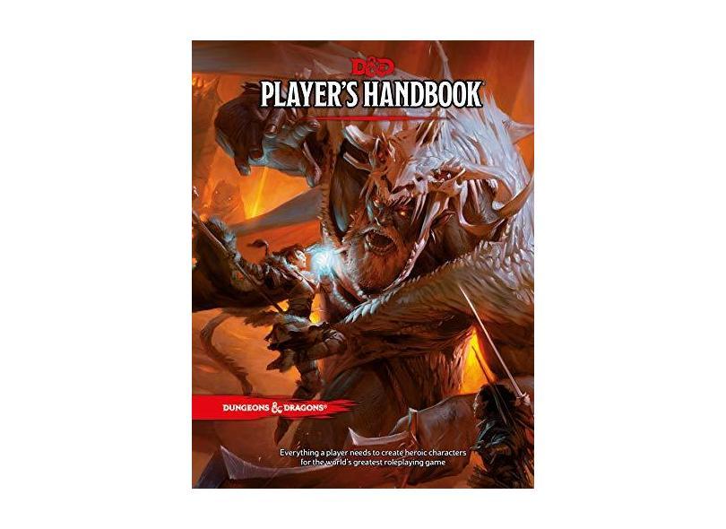 Player's Handbook - Capa Dura - 9780786965601
