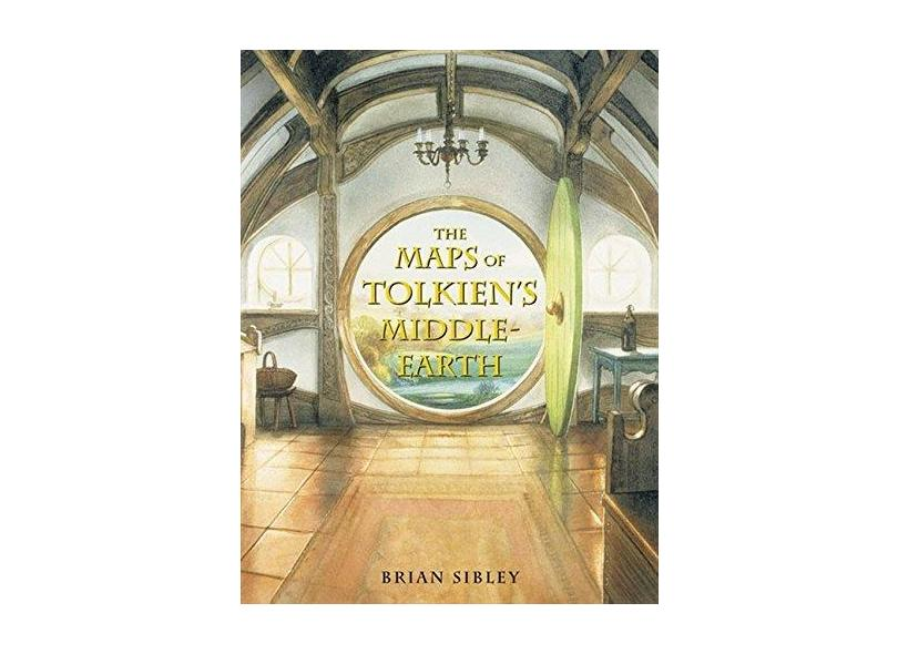 """The Maps Of Tolkien's Middle-earth - """"tolkien, J. R. R."""" - 9780007169702"""