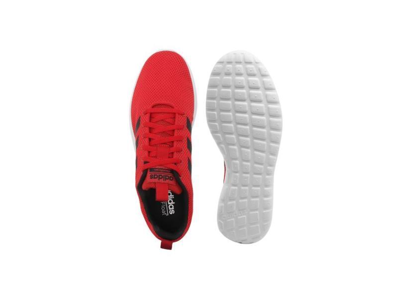 Tênis Adidas Masculino Casual Performance Cf Lite Racer Cln Vermelho