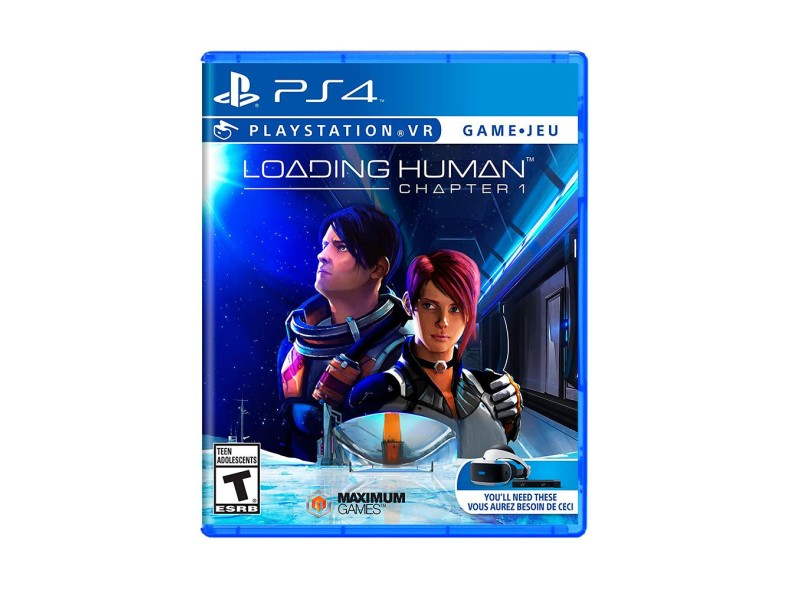 Jogo Loading Human Chapter 1 PS4 Maximum Family Games