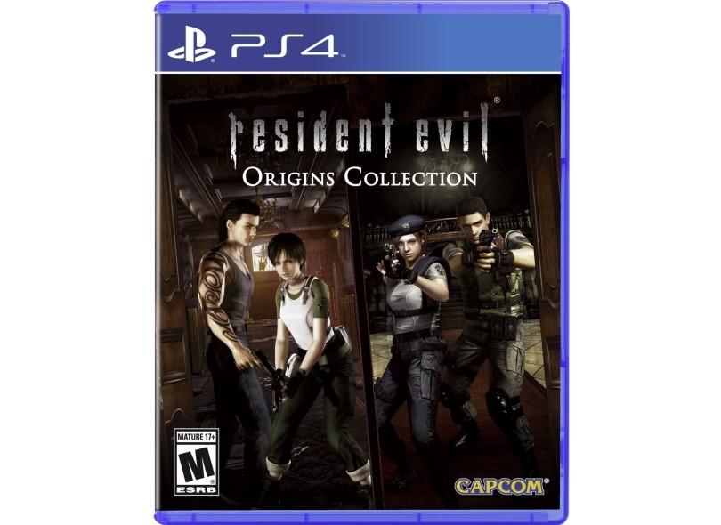 Jogo Resident Evil PS4 Capcom