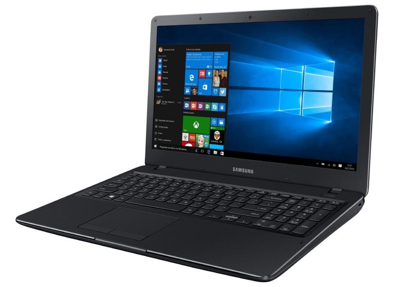 "Notebook Samsung Expert Intel Core i7 7500U 8GB de RAM HD 1 TB 15,6"" GeForce 920MX Windows 10 Home X41"