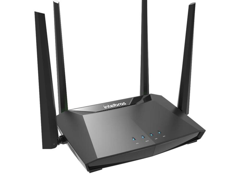 Roteador 867 Mbps 300 Mbps ACtion RG 1200 - Intelbras