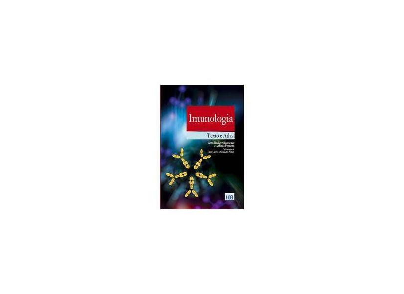 Imunologia Texto e Atlas - Gerd-rudiger Burmester - 9789727573295