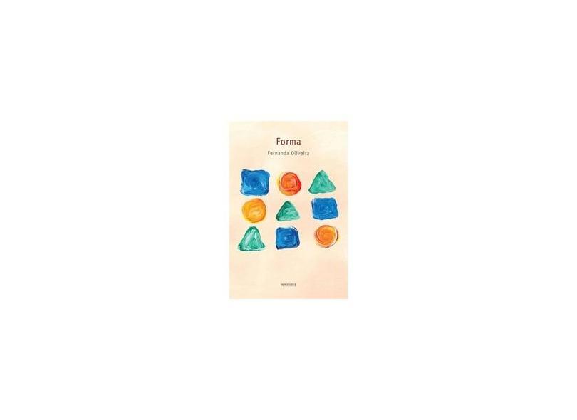 Forma - Fernanda Oliveira - 9788560439560