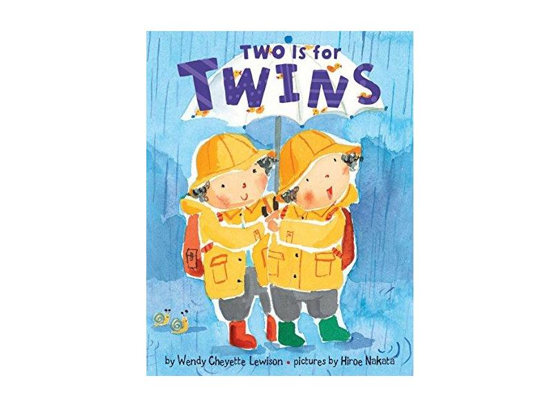 Two Is for Twins - Wendy Cheyette Lewison - 9780670013104
