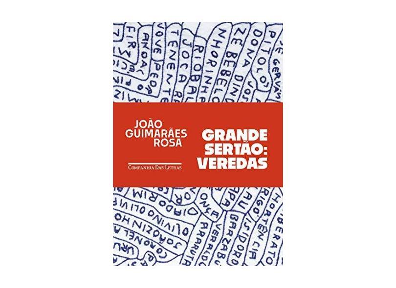 Grande sertão: Veredas - Guimarães Rosa - 9788535931983