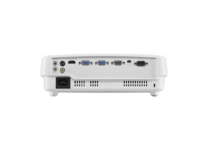 Projetor BenQ 3300 lumens Projeção em 3D MS531